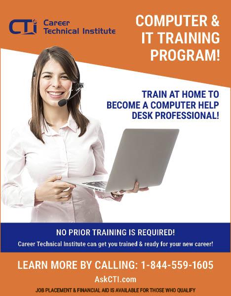 IT Training Ad