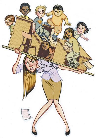 Balancing the Classroom