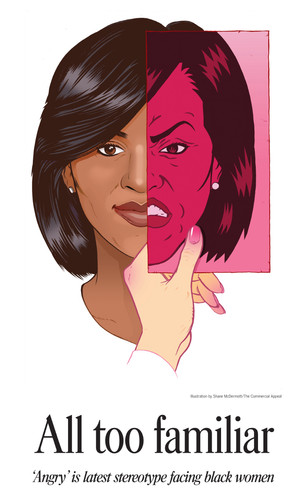 The Myth of the Angry Black Woman