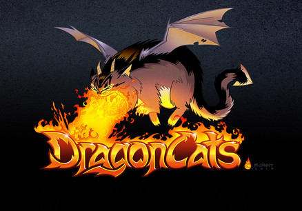 DragonCats Banner