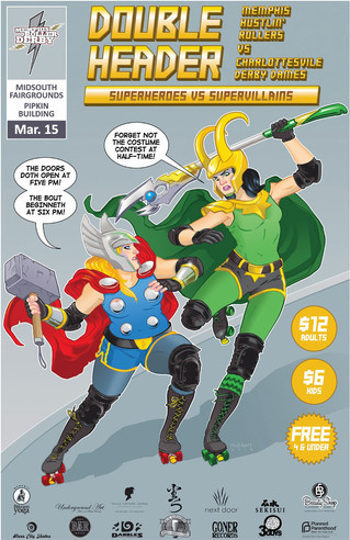 Thor's Mighty Jammer