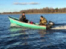 Заречье 33 аренда лодки с мотором на Сел