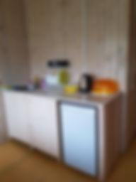 Дом Рыбака заречье 33 кухня в домике