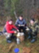 Заречье 33 рабалка на селигере ноябрь 20
