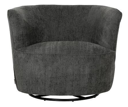 MUST LIVING, Lounge-Sessel Wobble, grau, 76x93x80cm