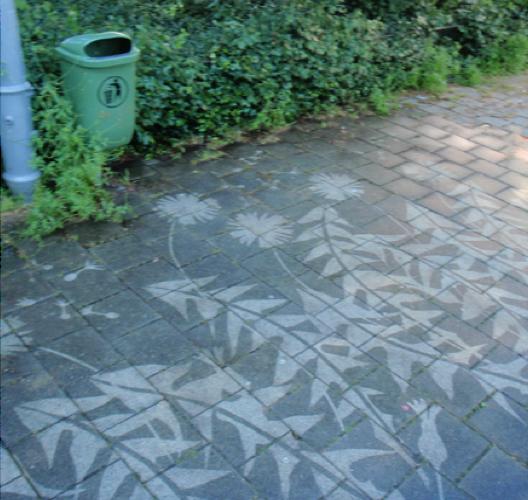 Sandprinting