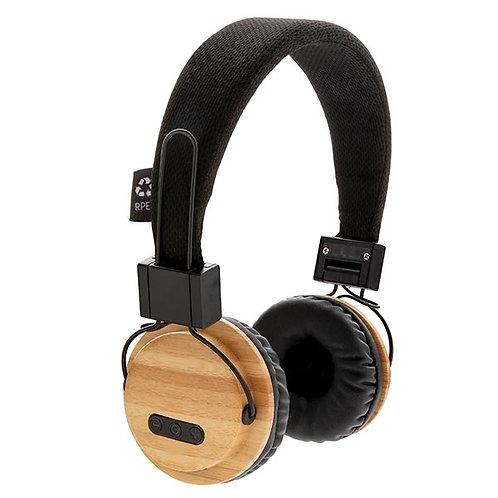 ECO Bambus kabelloser Kopfhörer