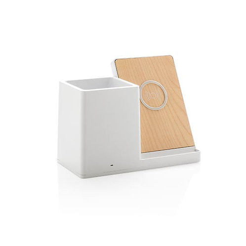 Ontario 5W Wireless Charger und Stiftehalter