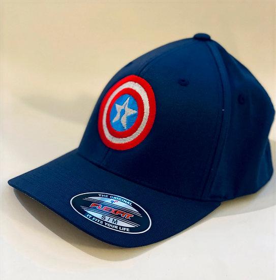 "original flexfit cap ""starcircle"", navy"