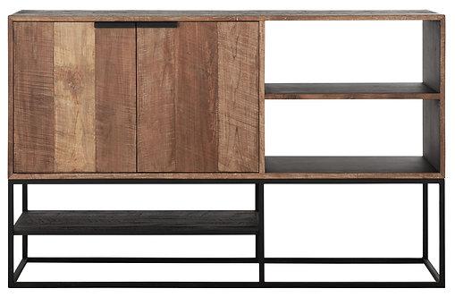 DTP Home, Schrank, Dresser No.1 small, 2 Türen, 2 offene Fächer