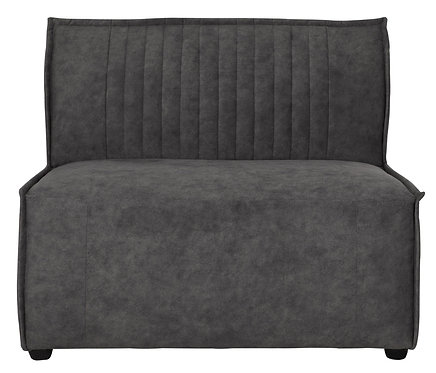 MUST LIVING, Sofa-Eelement Rally, Element ohne Armlehne, 76x88x92cm