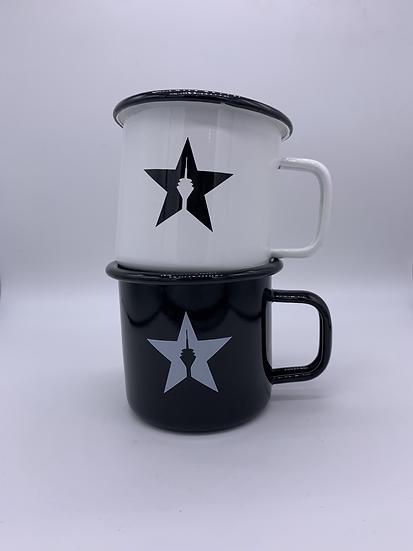 Emaille Mug - Star