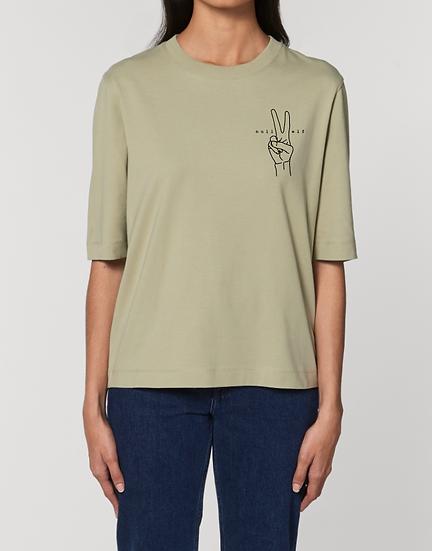 Women Shirt -Peace