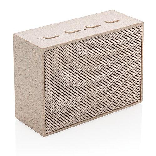 3W Weizenstroh Mini Lautsprecher