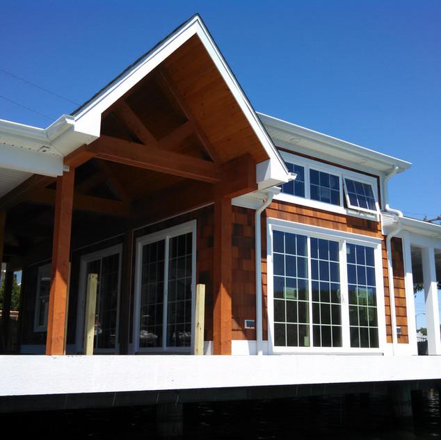 Pole 257 Boathouse
