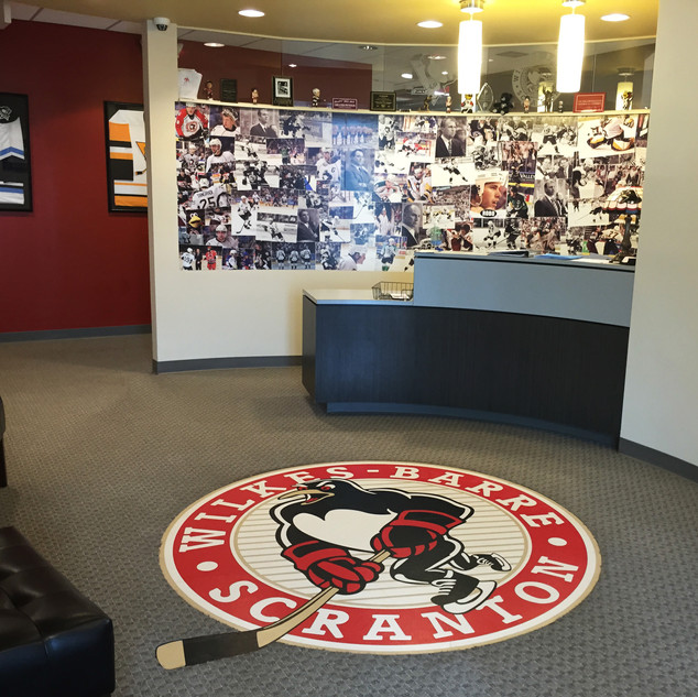 Wilkes-Barre / Scranton Penguins Executive Office