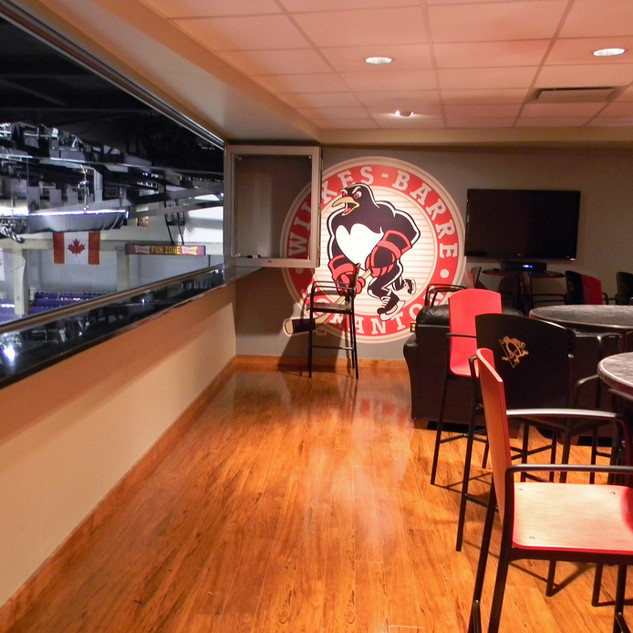 Wilkes-Barre Penguins Suite