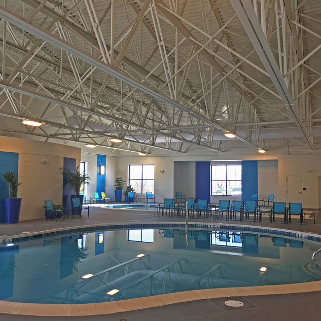 Eagle Rock Indoor Pool