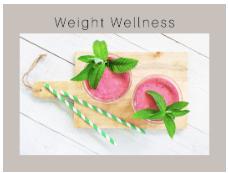 Weight Wellness