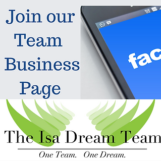 isadreamteam fb page.png