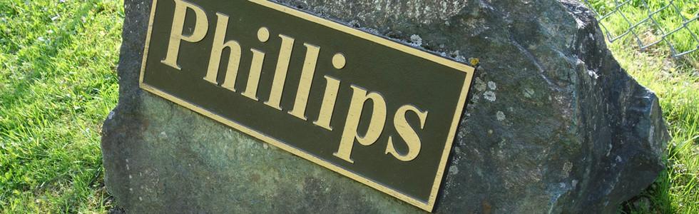 Phillips Cemetery | Duxbury