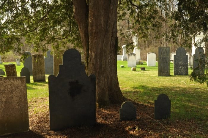 The Old Cemetery | Westminster Village