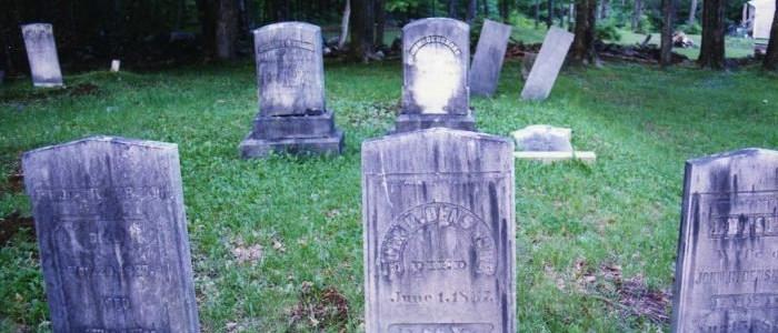 Densmore Hill Cemetery | Hartland