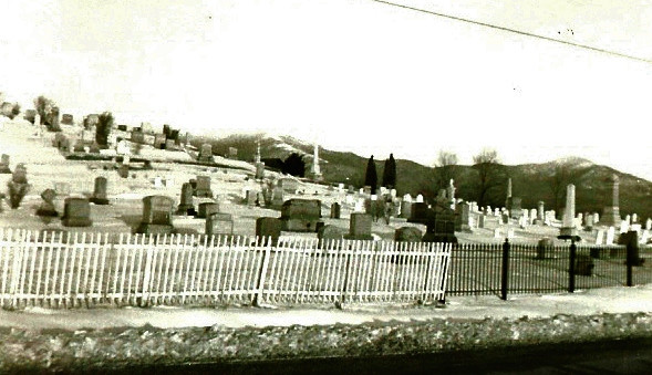 Underhill Cemetery | c. 1960
