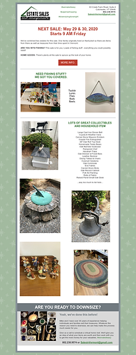 May 29 - 30 Estate Sale.png