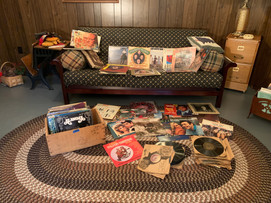 Record album collection.jfif