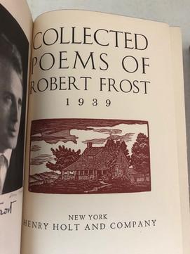 Robert Frost signed book.jpg
