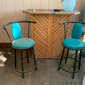Wooden Tiki bar stools.jpg