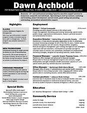 Resume - Dawn Archbold.jpg