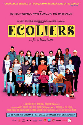 ECOLIERS - Affiche