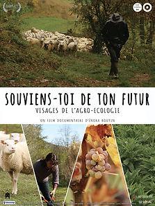 SOUVIENS-TOI DE TON FUTUR - affiche 60x8