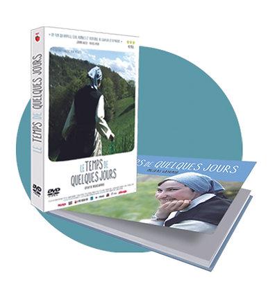 Offre DVD+LIVRE Le temps de quelques jours