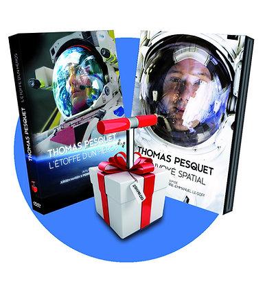 Offre 2 DVD Thomas Pesquet