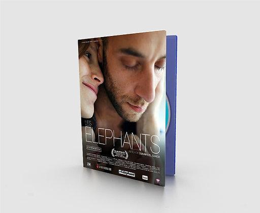DVD - Les éléphants