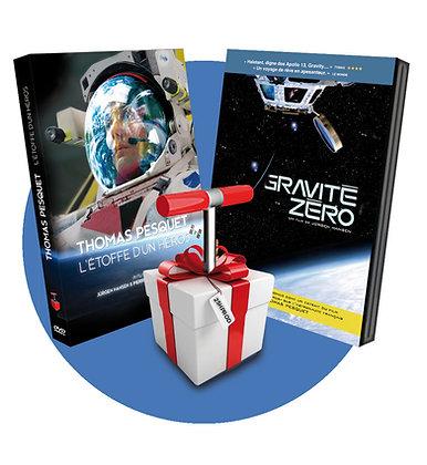 Pack Cinéspace 3 DVDs