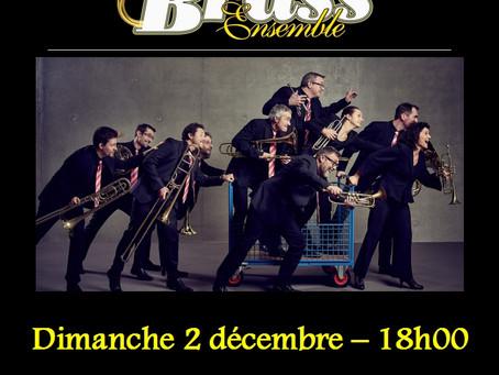 2 décembre à 18h - concert à Griesheim-sur-Souffel