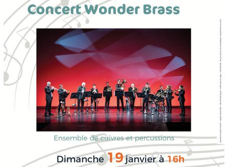 19 janvier : concert à Bouxwiller