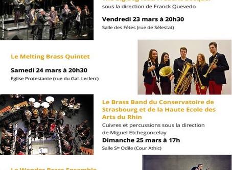 31 mars - concert à Obernai