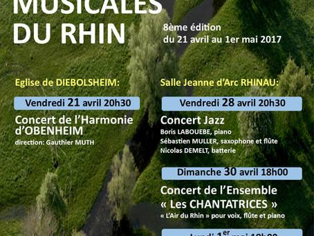 1er mai 2017 - Rhinau