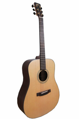 S.Yairi YD18 All Solid Guitar