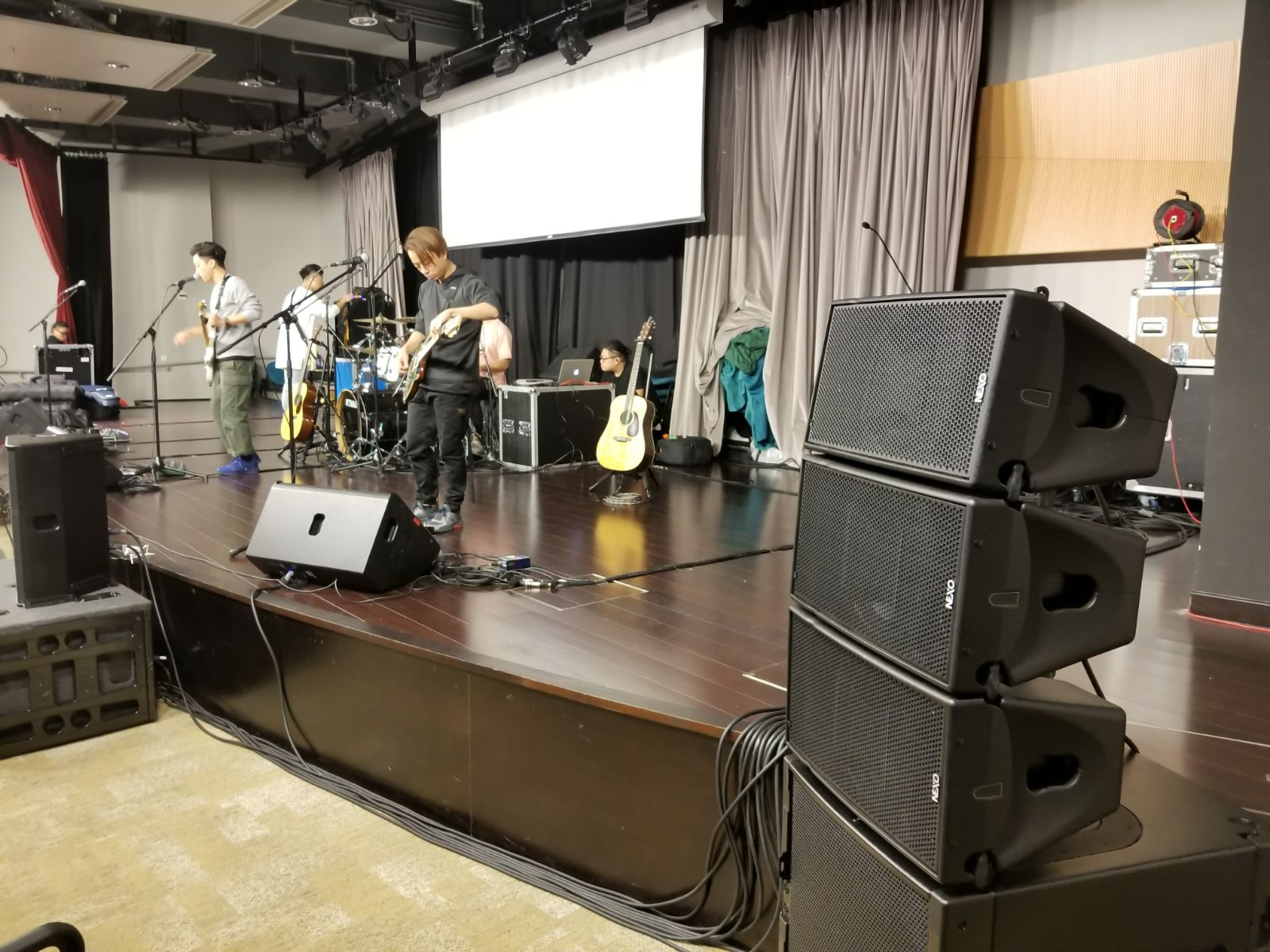 Bandshow音響租用