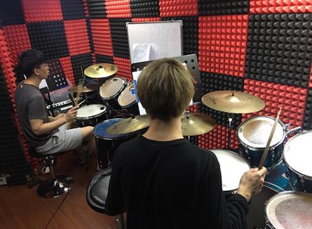 ⭐️⭐️流行鼓🥁課程實況