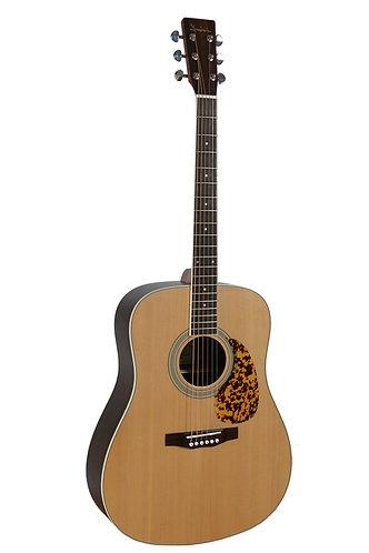 S.Yairi D1500 Solid Top Rosewood Back Guitar
