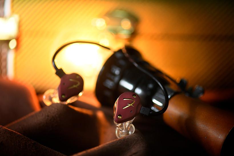 Fender Ten2 入耳式耳機