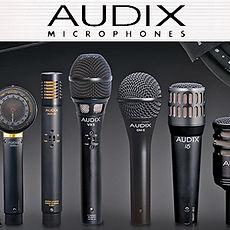 audix microphone 咪