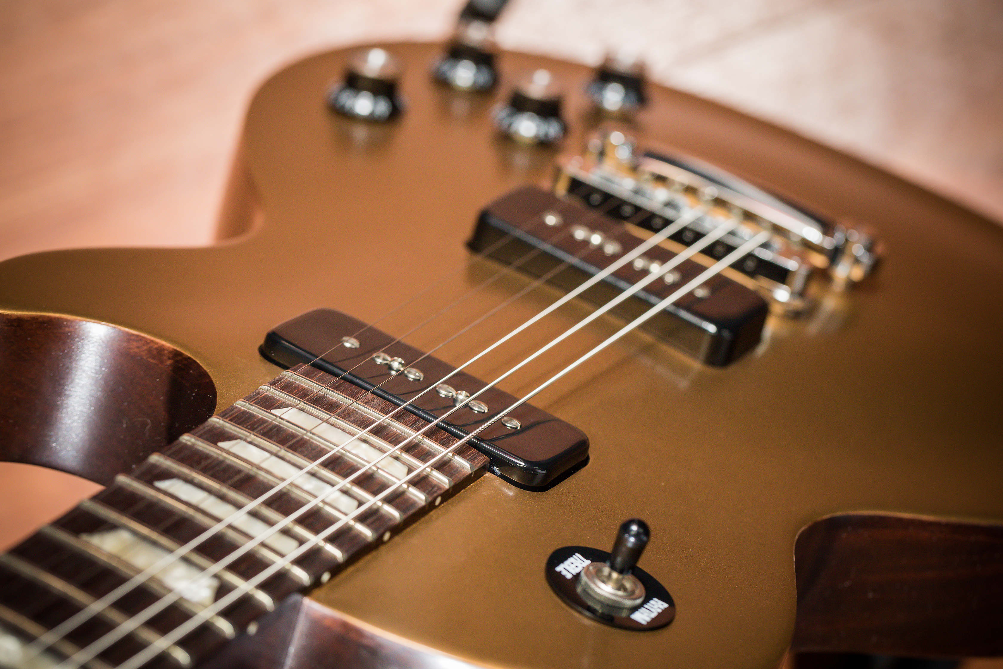 Gibson Les Paul 50's Tribute Goldtop